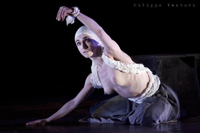Cassandra, Elisabetta Pozzi, Arena Plautina di Sarsina, foto 7