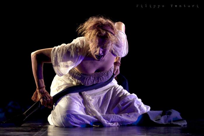 Cassandra, Elisabetta Pozzi, Arena Plautina di Sarsina, foto 8
