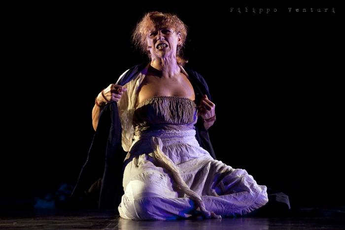 Cassandra, Elisabetta Pozzi, Arena Plautina di Sarsina, foto 9