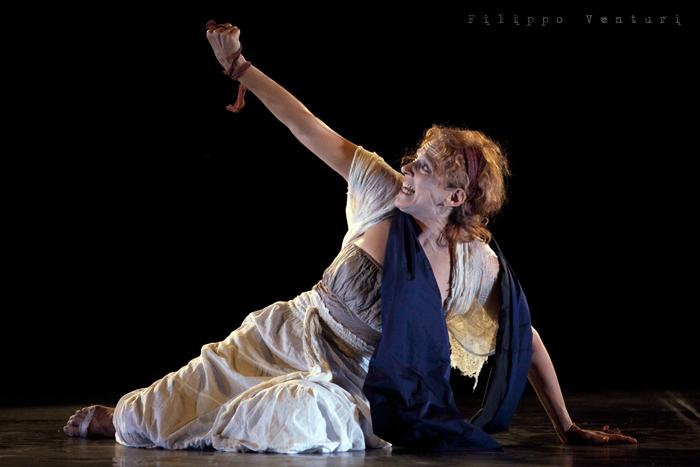Cassandra, Elisabetta Pozzi, Arena Plautina di Sarsina, foto 10