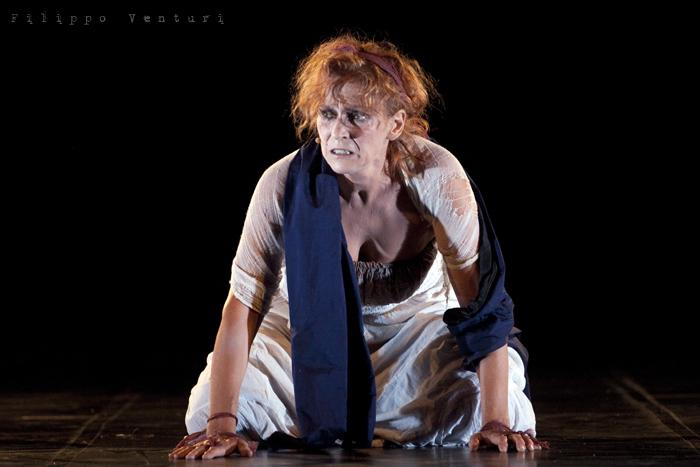 Cassandra, Elisabetta Pozzi, Arena Plautina di Sarsina, foto 11