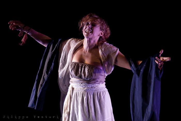 Cassandra, Elisabetta Pozzi, Arena Plautina di Sarsina, foto 13