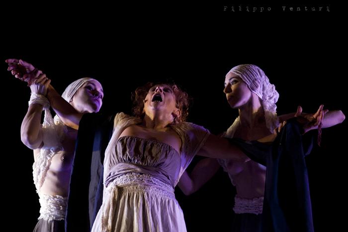 Cassandra, Elisabetta Pozzi, Arena Plautina di Sarsina, foto 14