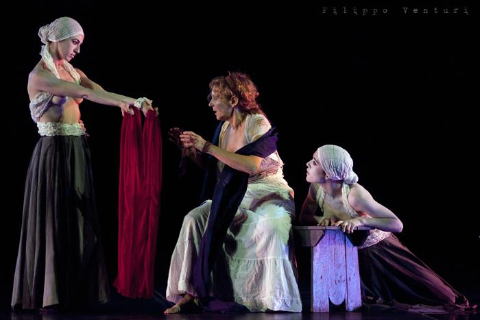Cassandra, Elisabetta Pozzi, Arena Plautina di Sarsina, foto 17