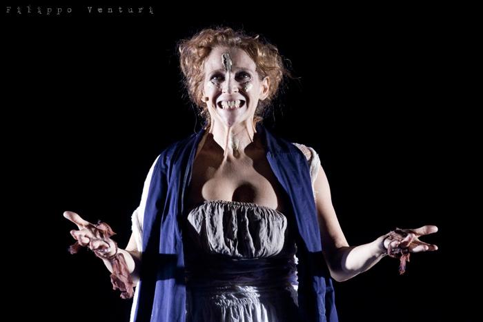 Cassandra, Elisabetta Pozzi, Arena Plautina di Sarsina, foto 24