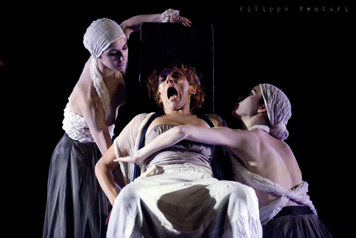 Cassandra, Elisabetta Pozzi, Arena Plautina di Sarsina, foto 25