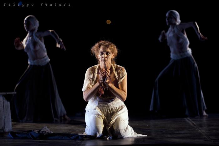 Cassandra, Elisabetta Pozzi, Arena Plautina di Sarsina, foto 27