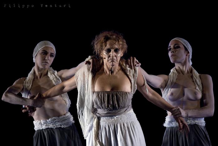 Cassandra, Elisabetta Pozzi, Arena Plautina di Sarsina, foto 28