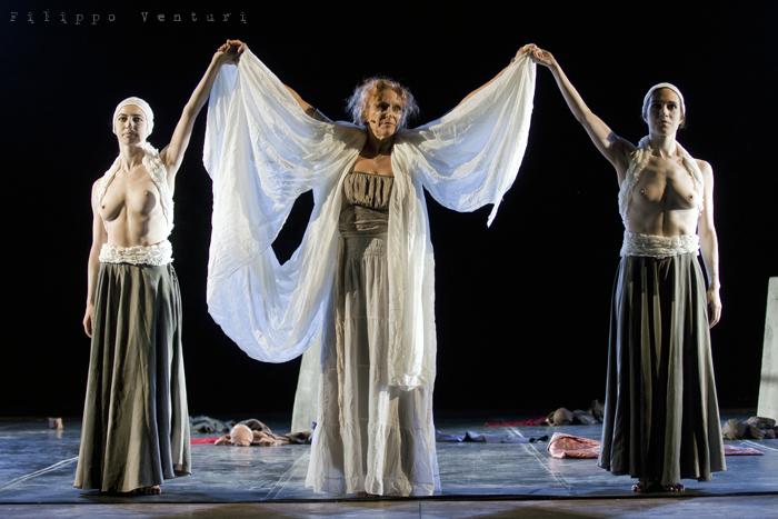 Cassandra, Elisabetta Pozzi, Arena Plautina di Sarsina, foto 31
