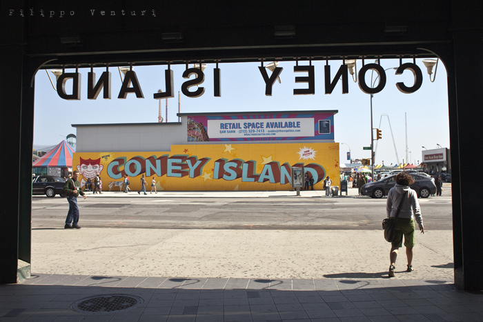 Coney Island, photo 1