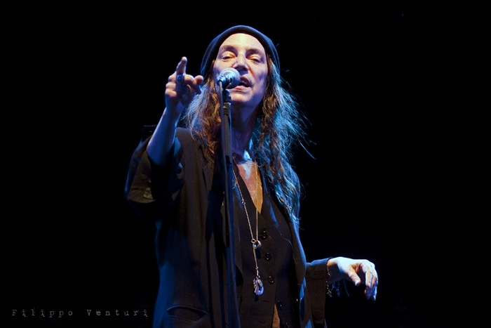 Patti Smith, Banga - Believe or Explode, photo 4
