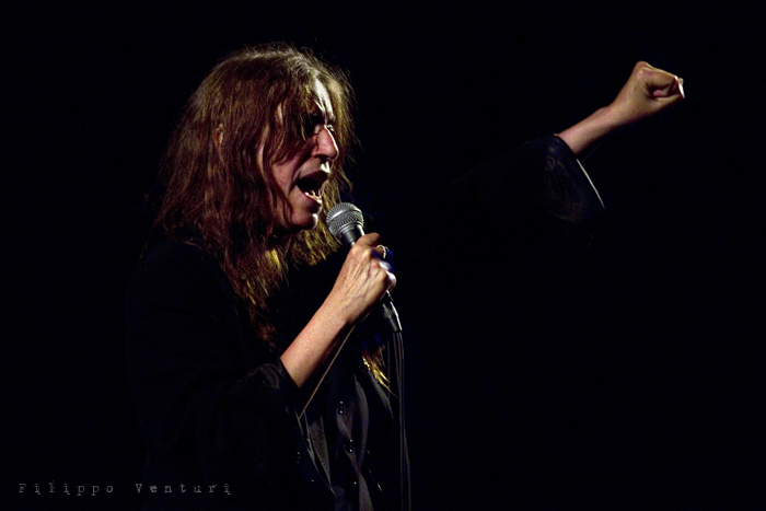 Patti Smith, Banga - Believe or Explode, photo 6