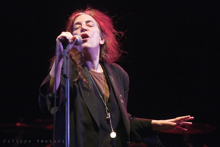 Patti Smith, Banga - Believe or Explode, photo 8
