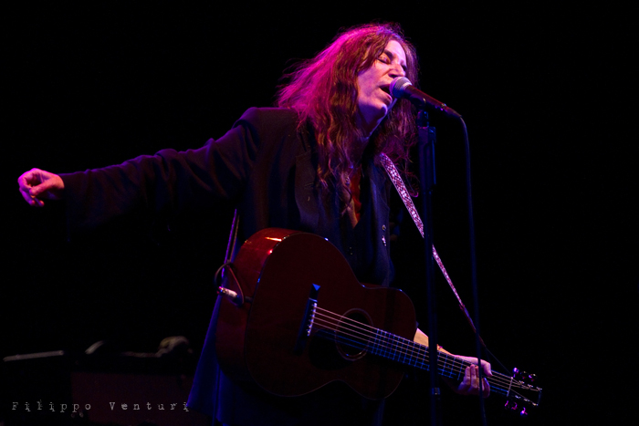 Patti Smith, Banga - Believe or Explode, photo 9