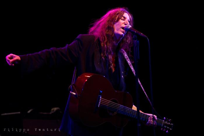 Patti Smith, Banga - Believe or Explode, photo 9
