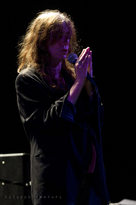 Patti Smith, Banga - Believe or Explode, photo 10