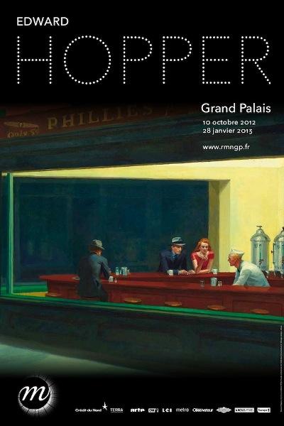 Mostra di Edward Hopper a Parigi