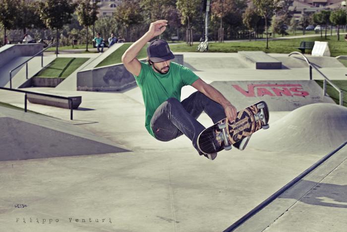 Jurassic Skatepark, foto 1