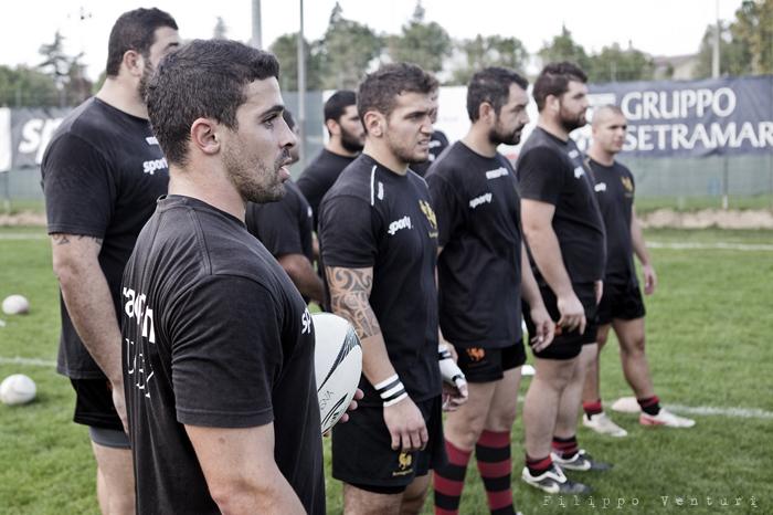 Romagna Rugby VS Rugby Brescia, foto 2
