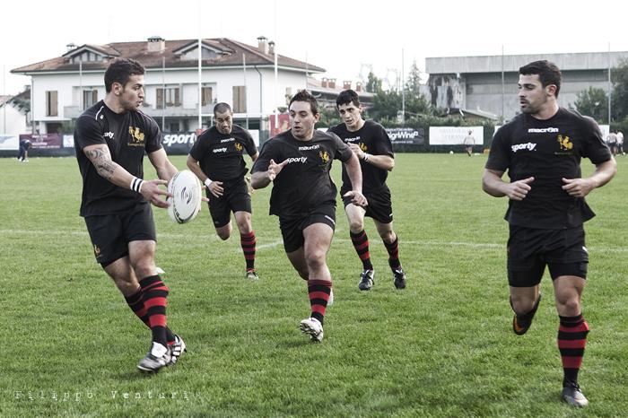 Romagna Rugby VS Rugby Brescia, foto 3