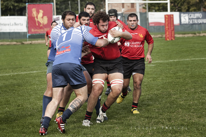 Romagna Rugby VS Rugby Brescia, foto 5