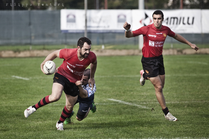 Romagna Rugby VS Rugby Brescia, foto 9