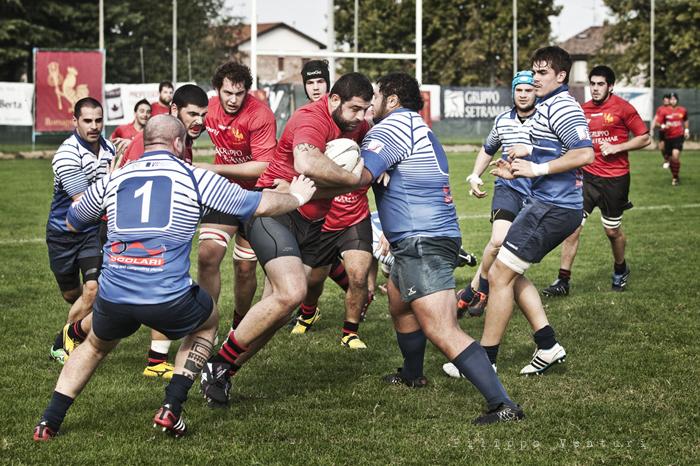 Romagna Rugby VS Rugby Brescia, foto 11