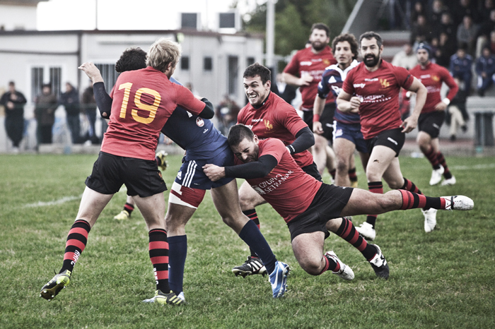 Romagna Rugby VS Unione Rugby Capitolina, foto 3