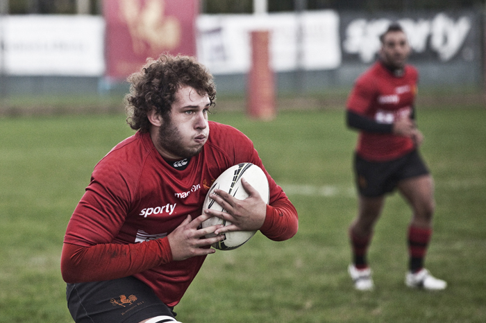 Romagna Rugby VS Unione Rugby Capitolina, foto 5