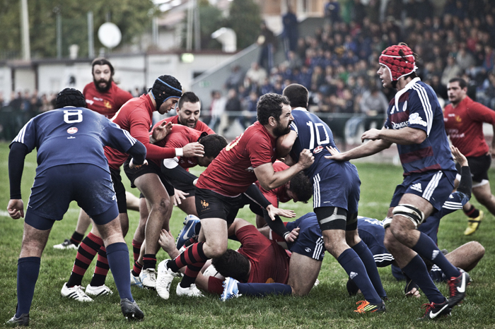 Romagna Rugby VS Unione Rugby Capitolina, foto 7