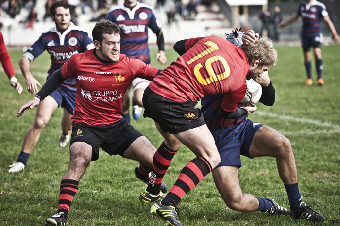 Romagna Rugby VS Unione Rugby Capitolina, foto 14