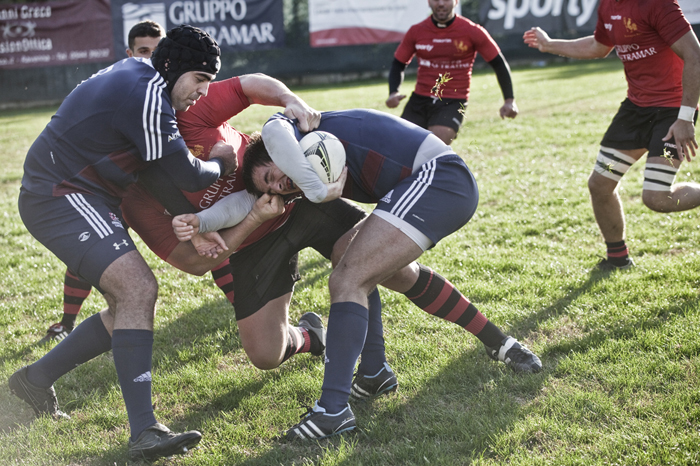Romagna Rugby VS Unione Rugby Capitolina, foto 21