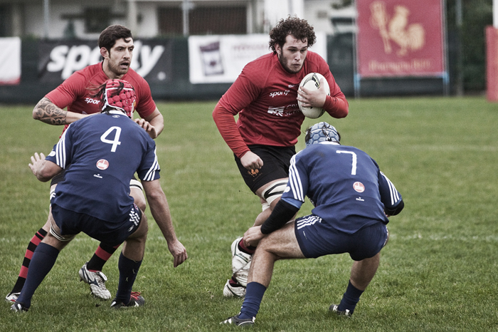 Romagna Rugby VS Unione Rugby Capitolina, foto 31