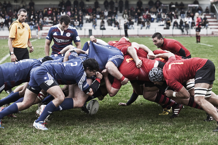 Romagna Rugby VS Unione Rugby Capitolina, foto 33