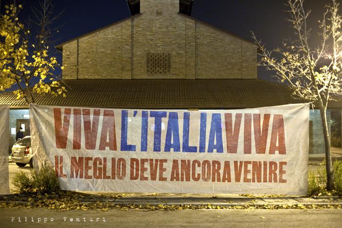 Matteo Renzi a Ravenna (Primarie PD), foto 2