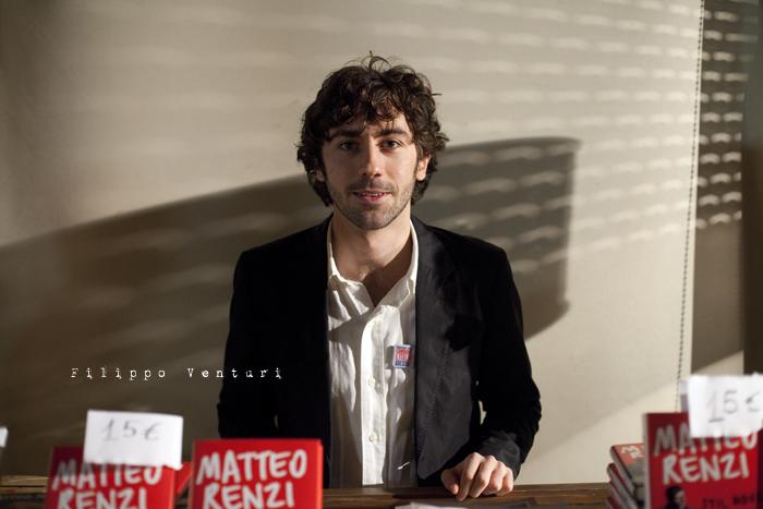 Matteo Renzi a Ravenna (Primarie PD), foto 4