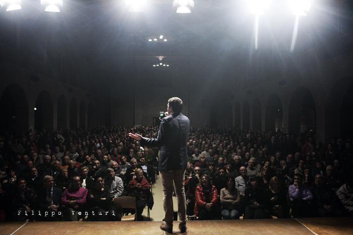 Matteo Renzi a Ravenna (Primarie PD), foto 10