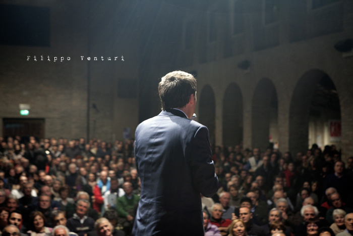 Matteo Renzi a Ravenna (Primarie PD), foto 11