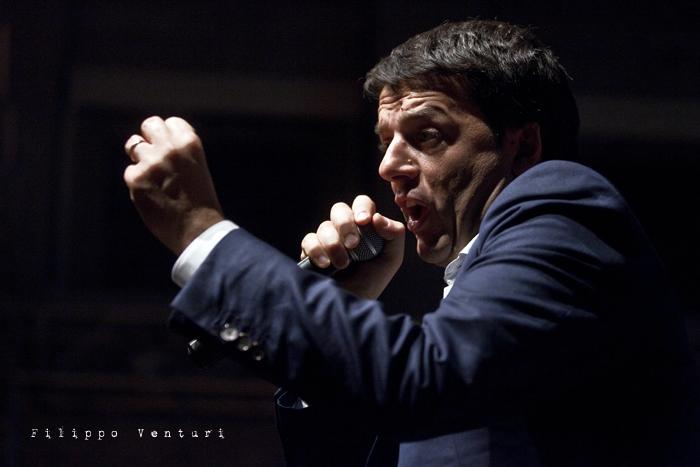 Matteo Renzi a Ravenna (Primarie PD), foto 20