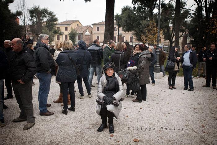 Nichi Vendola a Cesena, foto 2