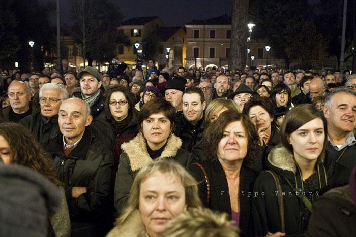 Nichi Vendola a Cesena, foto 23