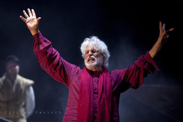 Re Lear Fotografato, Mostra di Filippo Venturi