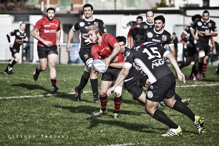 Romagna Rugby - Udine Rugby, foto 3