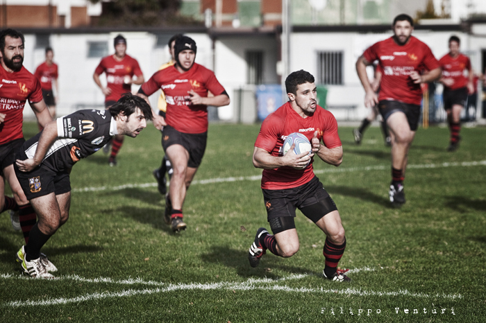 Romagna Rugby - Udine Rugby, foto 5