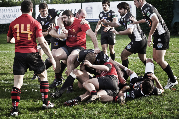 Romagna Rugby - Udine Rugby, foto 7