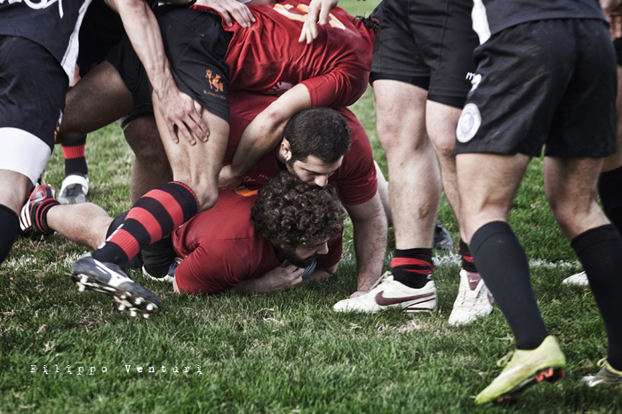 Romagna Rugby - Udine Rugby, foto 8