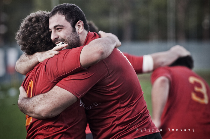 Romagna Rugby - Udine Rugby, foto 9