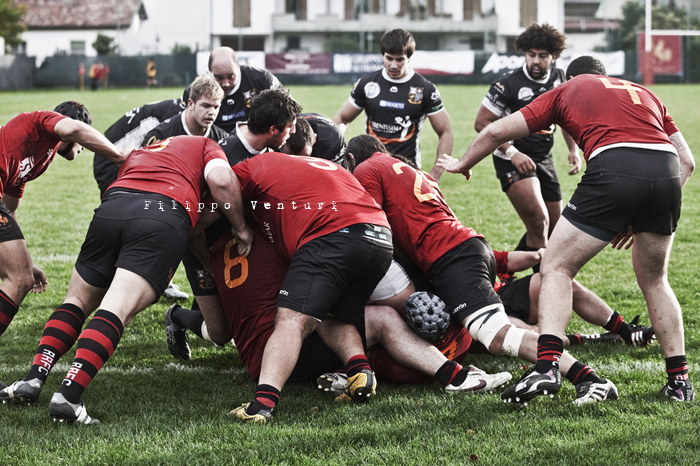 Romagna Rugby - Udine Rugby, foto 16