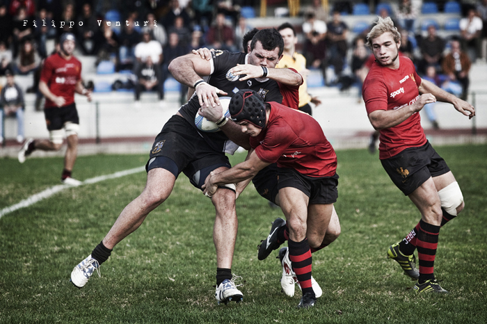 Romagna Rugby - Udine Rugby, foto 26