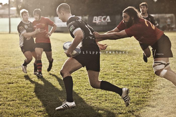 Romagna Rugby - Udine Rugby, foto 28